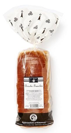 Brioche Tranchée 450g Le Floch Boulanger Pâtissier