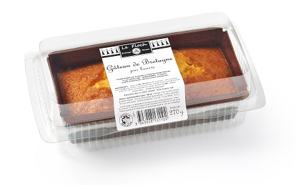 Gâteau de Bretagne pur beurre 270g
